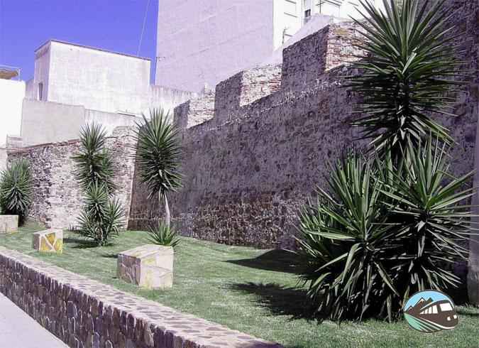 Baluarte de las Angustias - Ayamonte