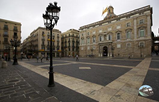 Palacio de la Generalitat