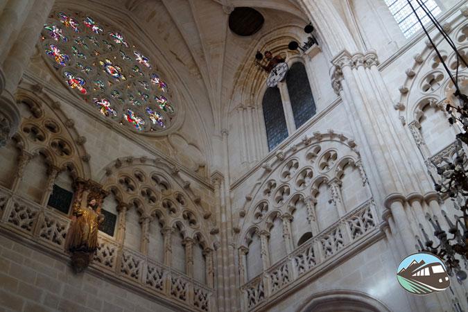 Papamoscas - Catedral de Burgos