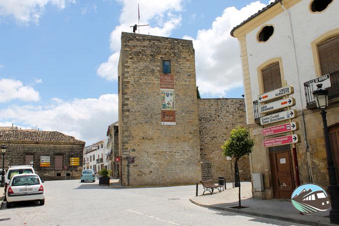 Torre de los Aliatares – Baeza