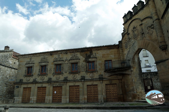 Plaza de los Leones – Baeza