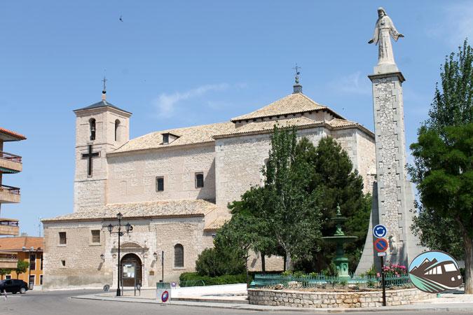 Iglesia de Santa María - Ocaña