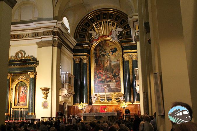 Iglesia de San Ginés - Madrid
