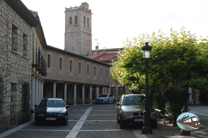 Plaza de la Villa – Torija