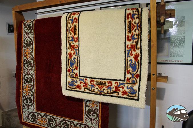 Telar de la alfombra Alcaraz