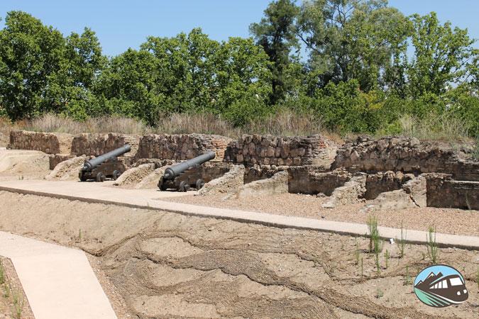 Muralla abaluartada - Badajoz