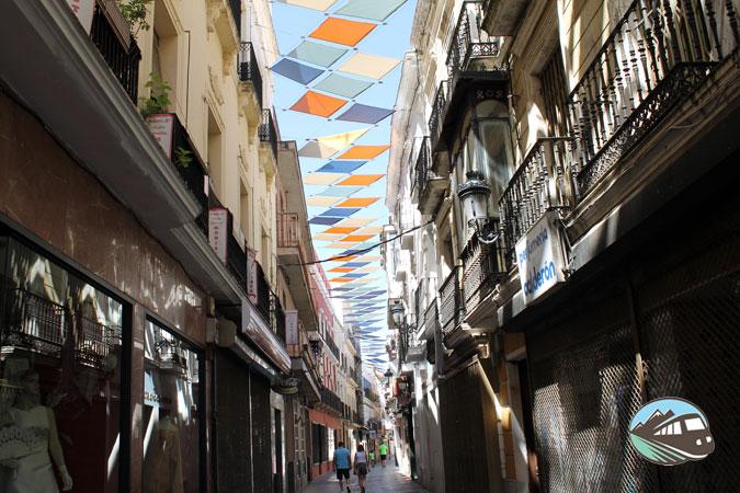 Calle comercial - Badajoz
