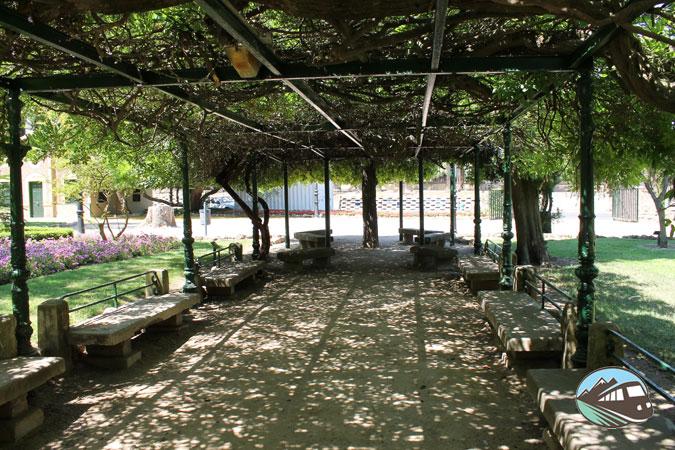 Parque Castelar - Badajoz
