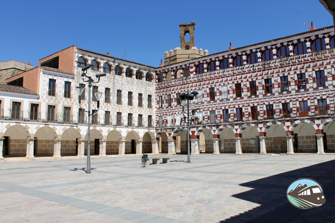 Plaza Alta - Badajoz
