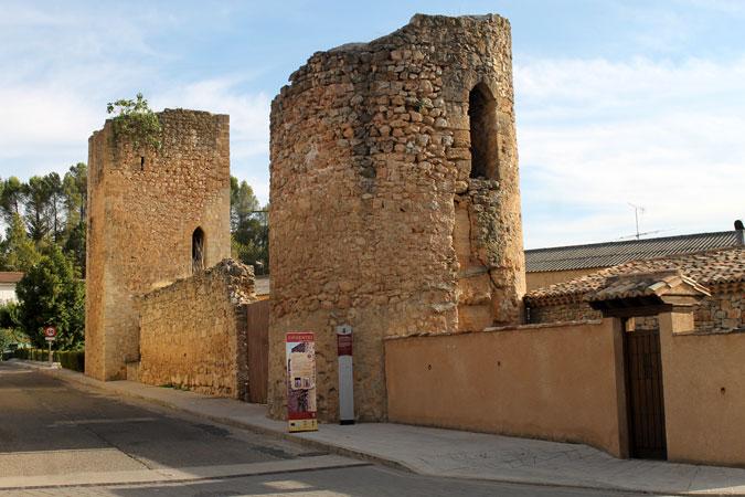Puerta Salinera - Cifuentes