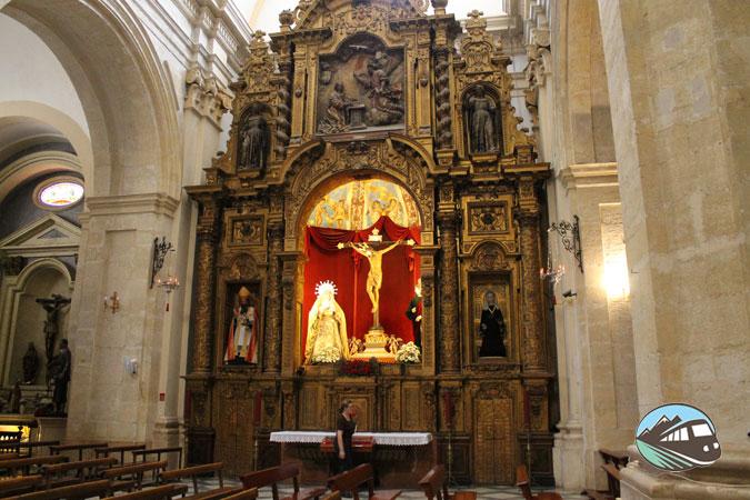 Iglesia Mayor de Santa Cruz - Écija
