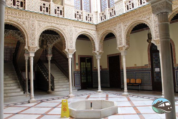 Palacio de Justicia - Écija