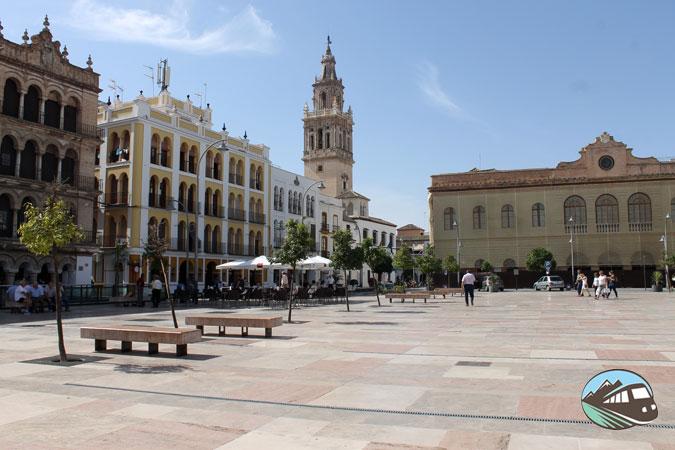 Plaza del Salón - Écija