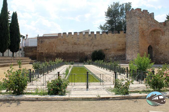 Muralla de Llerena
