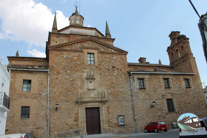 Iglesia de la Merced - Llerena