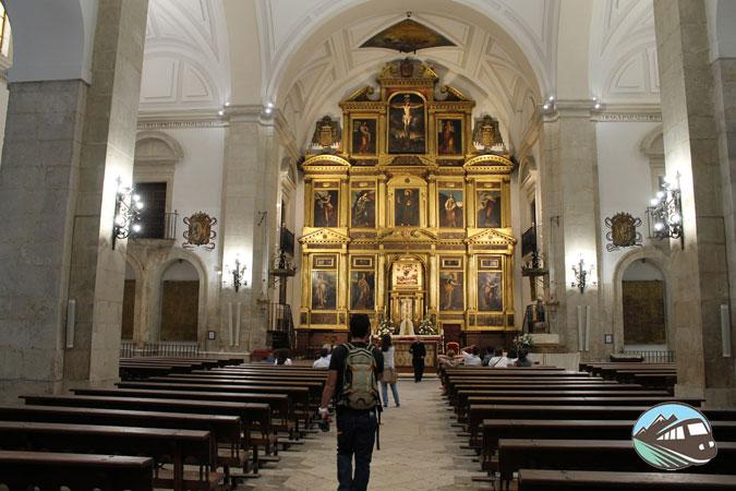 Colegiata de Nuestra Señora de la Asunción - Pastrana