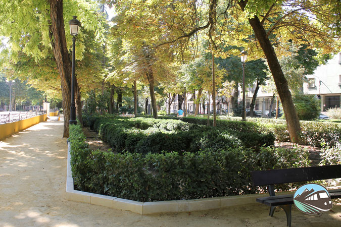 Parque Alcántara Romero - Cabra