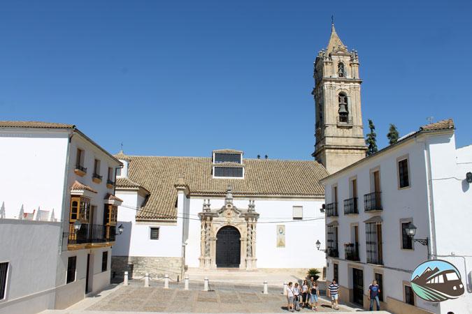 Iglesia de la Asunción de los Ángeles - Cabra