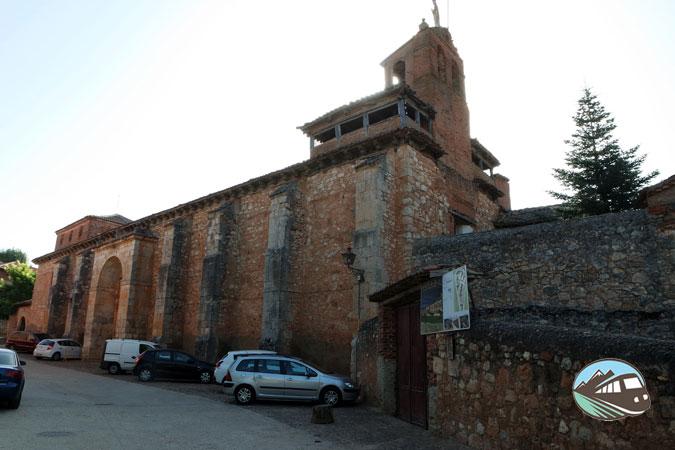 Convento de las Madres Concepcionistas - Ayllón