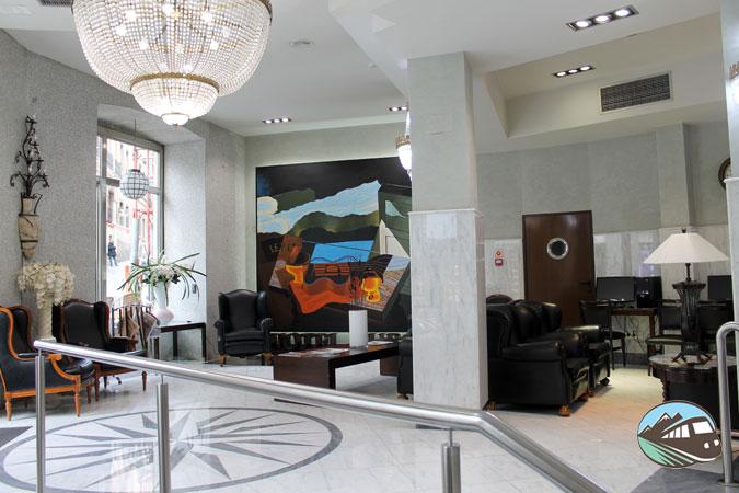 Recepción - Hotel Europa
