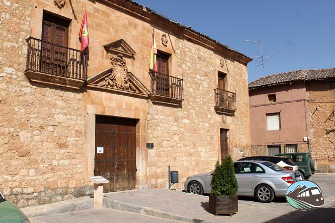 Palacio Obispo Vellosillo – Ayllón