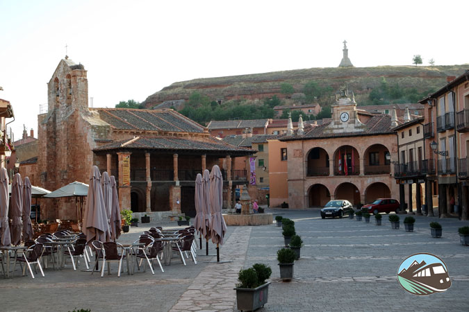 Plaza-Mayor-Ayllon