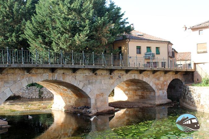 Puente Romano de Ayllón