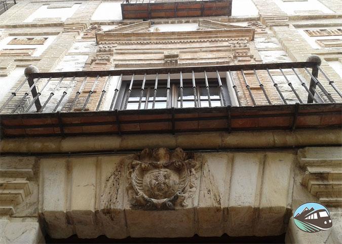 Palacio de los Condes de Hust - Lucena