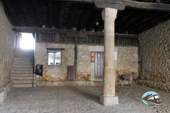 Oficina de Turismo de San Martín del Castañar