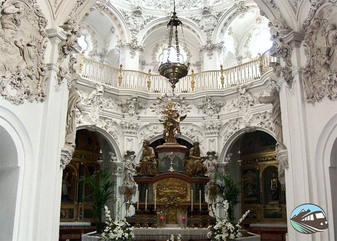 Iglesia de Nuestra Señora de la Asunción – Priego de Córdoba