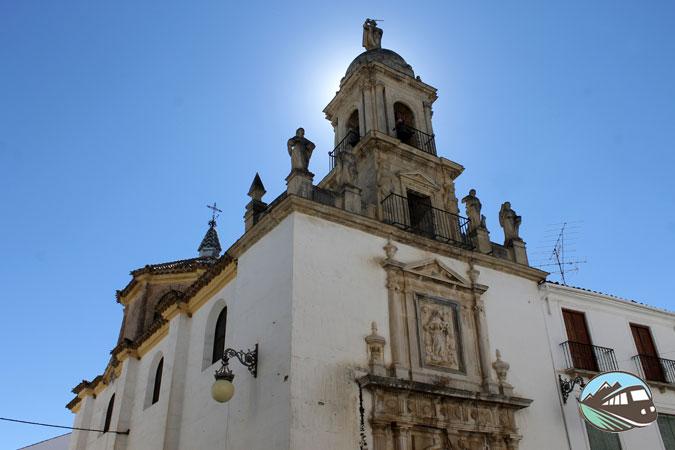 Iglesia del Carmen - Priego de Córdoba