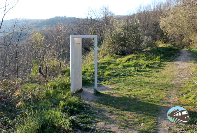 Puerta - Bosque de los Espejo