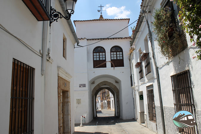 Puerta jerez - Zafra