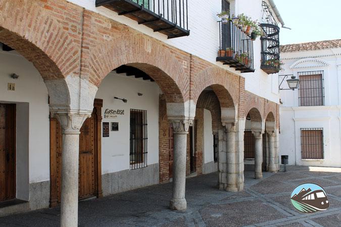 Plaza Chica -Zafra