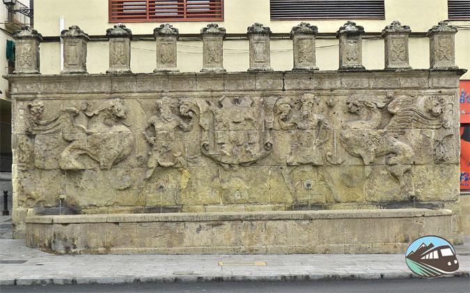 Pilar de los Álamos - Alcalá La Real