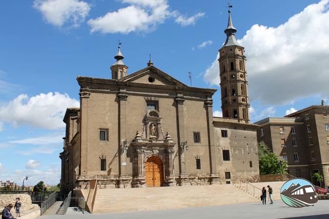 Iglesia de San Juan de los Panetes - Zaragoza