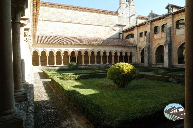 Monasterio de San Andrés de Arroyo - Palencia