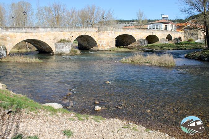 Puente Mayor – Aguilar de  Campoo