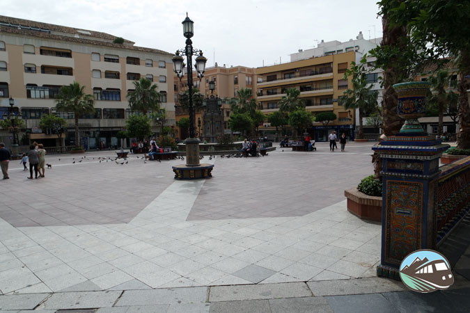 Plaza Alta – Algeciras