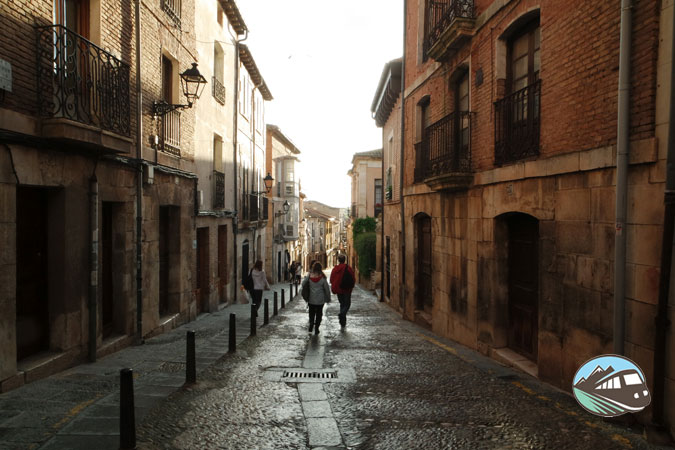 Calles de Lerma