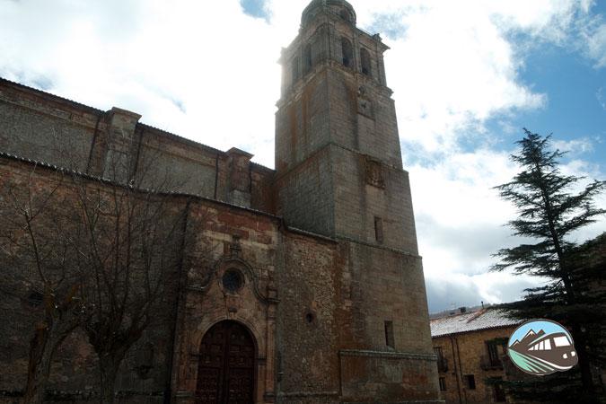 Colegiata de Nuestra Señora de la Asunción - Medinaceli