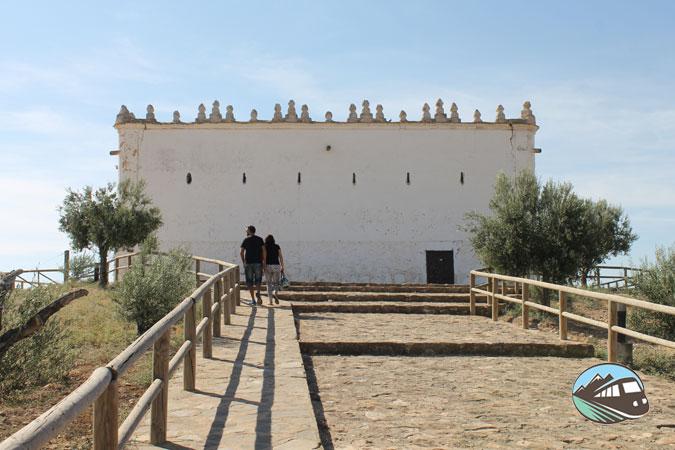 Restos de la fortaleza - San Clemente