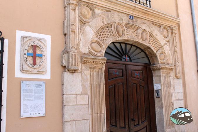 Convento de las Trinitarias - San Clemente