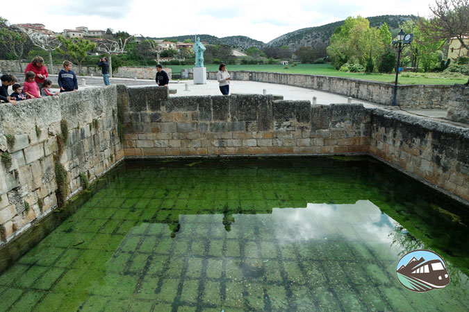 Balsa de agua – Santo Domingo de Silos