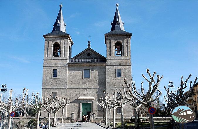 Iglesia de San Bernabé - El Escorial