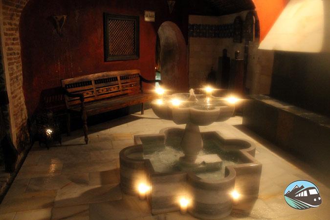 Zona de descanso - Hammam Al Ándalus