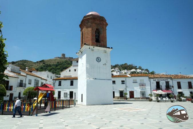 Torre campanario - Jimena de la Frontera