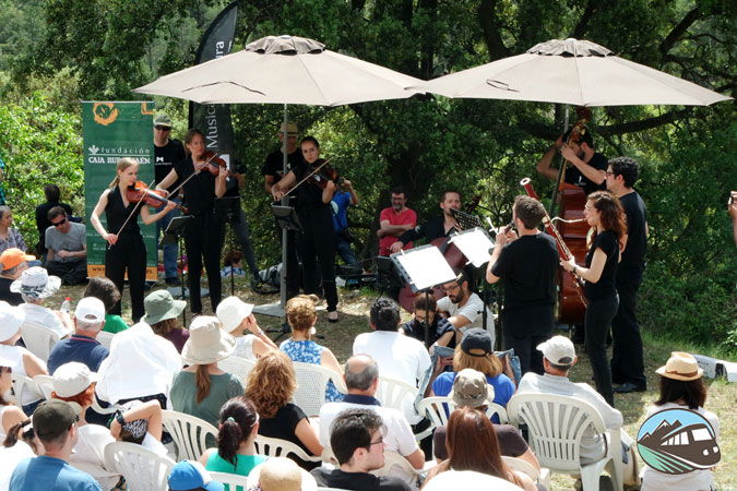 Octeto de Schubert – Musica en Segura