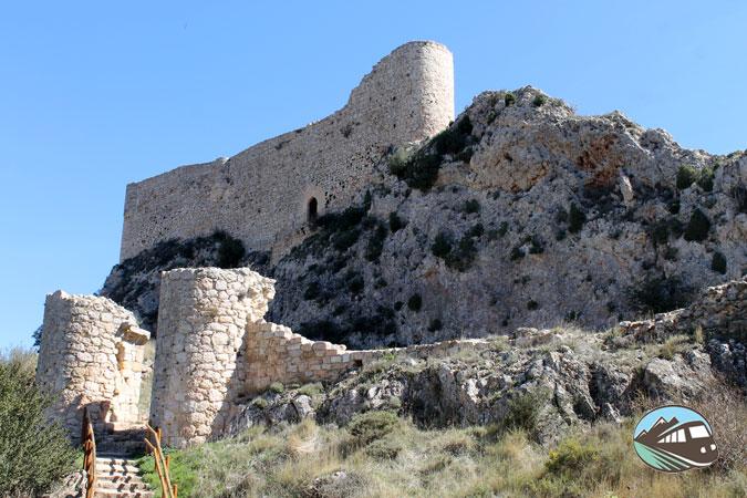 Castillo de los Rojas - Poza de la Sal