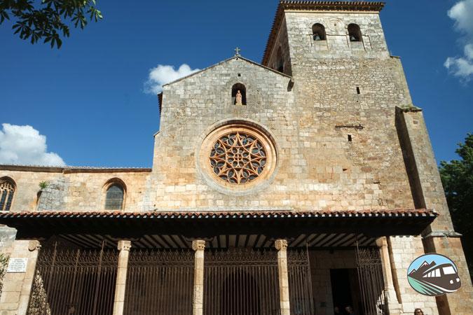 Ex colegiata de San Cosme y San Damián - Covarrubias